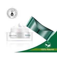 Private Label Organic Skin Care Repairing Anti Acne Whitening Hemp Cbd Facial Face Cream