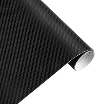 3D Carbon Fiber Vinyl Car Wrap Roll