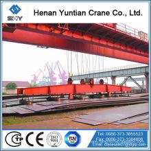 16 Tons Double Girder Overhead Magnetic Crane