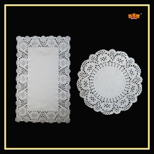 2015 Hot Promotional Colorful Paper Doilies