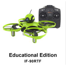 Educational Training Small Racing Drone With Remote
