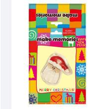 Enfants fait main bricolage argile père Noël décoration babg paume faire momery artisanat kit