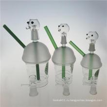 Новый дизайн Starbucks Cup Кальян стеклянные курительные трубки для воды (ES-GB-356)