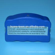 T6711 For Epson 7110 maintenance box resetter