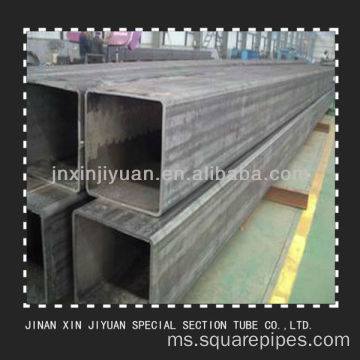 Eropah Standard Square dan Rectangular Seamless Steel Pipe