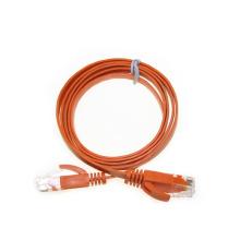 Mejor precio rj45 ethernet Cat5e cable de conexión plana