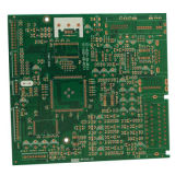 Double-sided PCBNew