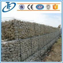 High Quality Galvanized And PVC Coated Gabion Basket