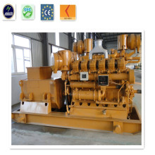 50Hz / 60Hz 3phase 4wire Kohlebett Gas Generator Set