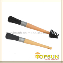 Wheel&Parts Cleaning Brush with Pipe Cleaner End