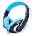 Stereo music audio headphones for music listening