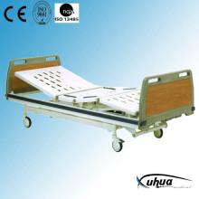 Three Cranks Hi-Low Adjustable Mechanical Hospital Medical Bed (A-9)