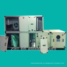 Unidad de tratamiento de aire AHU / Sistema HVAC