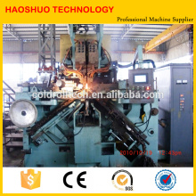 Automatic Chain Forming and Welding Machine