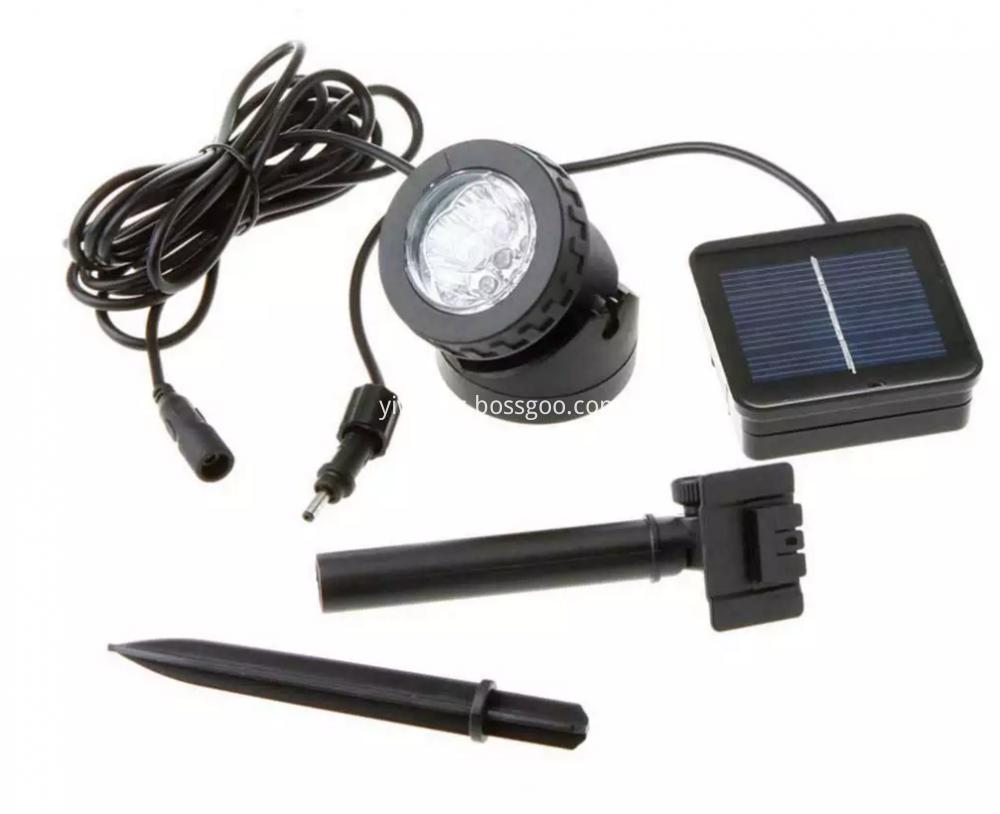 Solar Outdoor Waterproof Spotlight