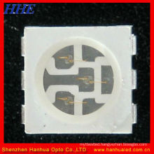 Hot sell Manufacture 5050 730nm ir red smd led with ROHS