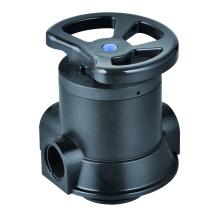 Válvula de filtro manual de marca Keman para uso doméstico