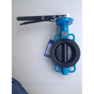 Handles Wafer carbon steel Butterfly Valve