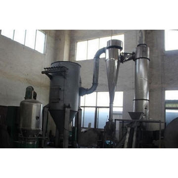 Spin Flash Dryer Machine for Lime Powders