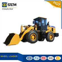 SEM 3ton Wheel Loader dengan Drive Wheel Front