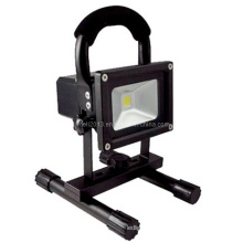 Projecteur LED portatif d'urgence rechargeable CE SAA 10W