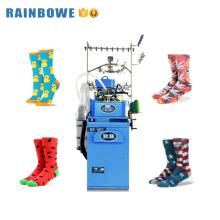 automatische Computerized Sommer Baumwolle Socken Strickmaschine Preis