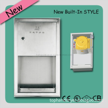 Stainless Steel Built-in Hand Dryers, Public Washroom Built-in Hand Dryers AK2630E