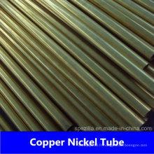 Tubes sans soudure au nickel en cuivre Chine Factory (C70600 C71500 C68700)