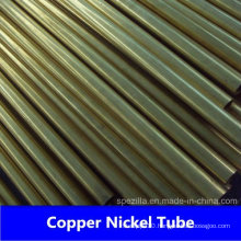 China Factory Copper Nickel Seamless Tubing (C70600 C71500 C68700)
