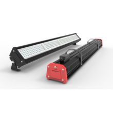 100W El más nuevo modo privado Self-Designed LED colgante Lineal Highbay Light