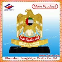 Высокое качество Оптовая Позолоченные Металл Custom Trophy