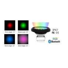 Bluetooth Dimmable RGBW LED Spotlight AR111/ PAR36