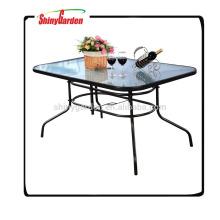 outdoor garden rattan dining set