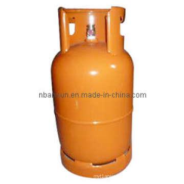 Cilindro de gás GLP & aço tanque como de gasolina-LPG-12.5kgc
