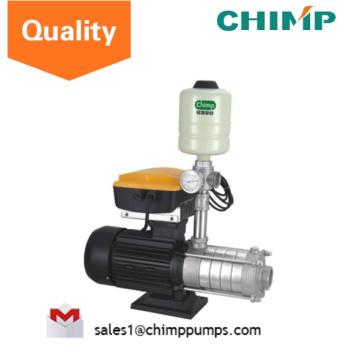 Bomba de agua de presión constante de conversión de frecuencia inteligente de varias etapas