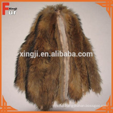 Top Quality Fur strip Chinese raccoon fur