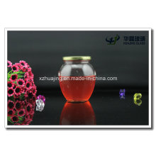 450ml Clear Sphere Fruit Glass Canning Jars