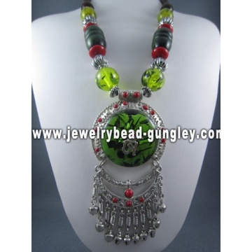 Cheap chunky necklace fashion jewelry