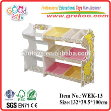 2014 novos armários de madeira para crianças, armários de madeira para crianças populares, armários para crianças de madeira de venda a quente