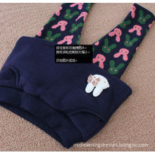 Panty Dress / Dresses , Winter 100 Cotton Childrens Clothes For 3 Years Girls