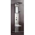 CB-6916 Bathroom 304 stainless steel brushed finish shower panel