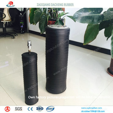 Good Tightness Rubber Airbags for Sewer Pipe