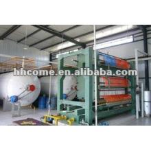 100-200 TPD Equipamento de extração de óleo comestível de baixo custo contínuo e automático