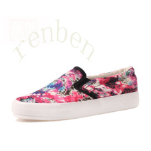 New Hot Sale Femmes Chaussures Chaussures en toile Casual