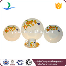 Round Porcelain Best Dinner Set With Best Price