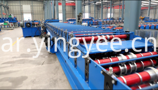 double layer roll forming machine