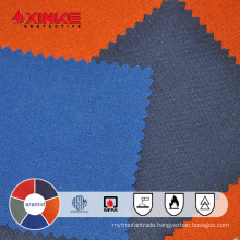 Low formaldehyde aramid Flame retardant knitted fabric for apparel