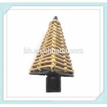 Varilla de caña de bambú