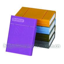 2.5 '' y 3.5 '' caja de la protección de HDD, almacenaje de HDD