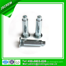 Hardware Facotry Flat Head Steel Solid Rivet